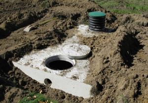 perbaikan septic tank