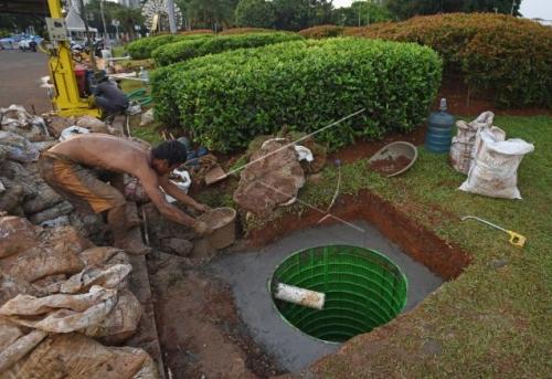 pembuatan sumur resapan adalah layanan lain dari service pompa air jogja