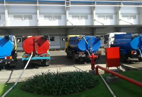 sedot limbah industri merupakan layanan lain dari service pompa air jogja