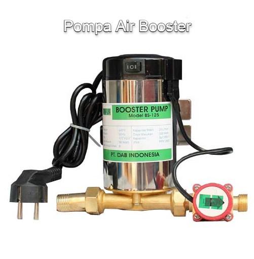 pompa air booster - sumurborjogja.net