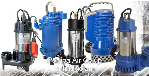 pompa air celup - sumurborjogja.net