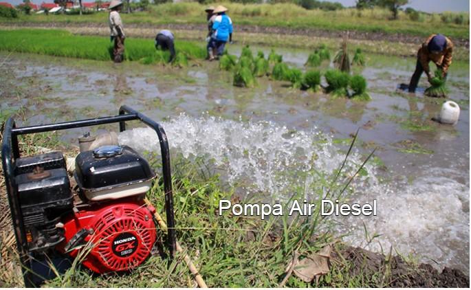 pompa air diesel - sumurborjogja.net